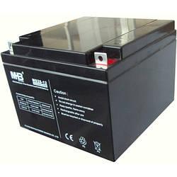 Гелевий акумулятор MHB Battery MNG28-12