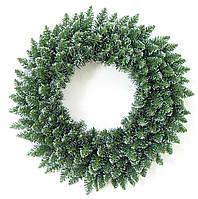 Венок рождественский без декора 55 см