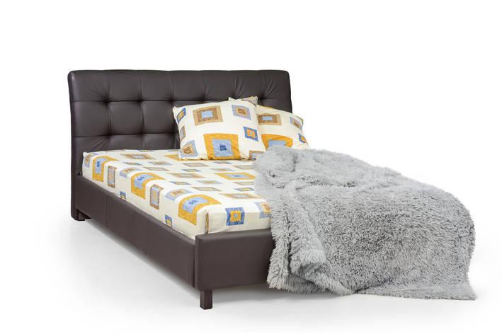 Кровать  мягкая Chocolate-2, фото 2