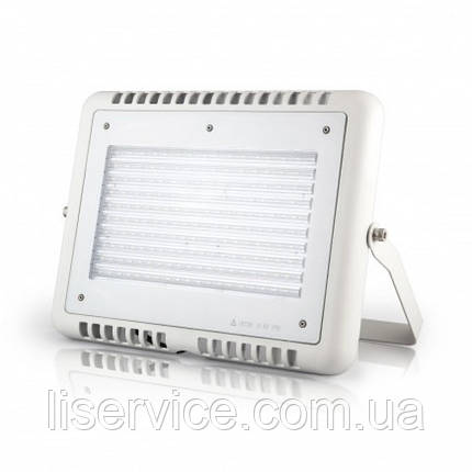 Прожектор  ЕВРОСВЕТ FLASH-100-01 100W SMD 170-265V 6400K 9000 lm SanAn, фото 2