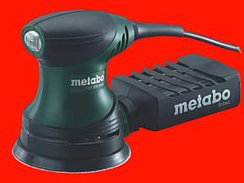 Профессиональная эксцентриковая шлифмашинка Metabo FSX 200 INTEC