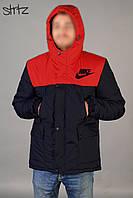 Парка мужская зимняя,куртка зимняя Nike