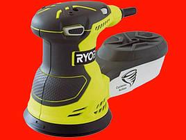 Профессиональная эксцентриковая шлифмашинка Ryobi ROS300