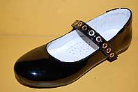 Детские кожаные туфли ТМ Bistfor код 78120 размеры 29-36