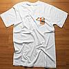RipNDip топовая футболка. Белая мужская футба. Любой размер, фото 2