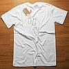 RipNDip топовая футболка. Белая мужская футба. Любой размер, фото 3