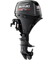 Лодочный мотор Suzuki DF20 ARL