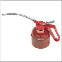 Flexbimec 5685 - Стальная масленка принудительной смазки, емкость 0,5 л с гибкой трубкой