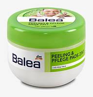 Balea 2in1 Подушечки для пилинга и очистки кожи лица 30 шт.