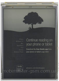 E-Ink Дисплей (экран) Amazon Kindle 5 (p/n: E-Ink ED060SCN)
