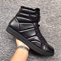 Зимние кроссовки мужские - Prada