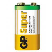 Батарейка GP 1604A-S1 щелочная (крона)