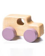 Игрушка деревянная Мини-машинка Cubika 2 13227