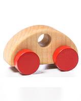 Игрушка деревянная Мини-машинка Cubika 3 13234