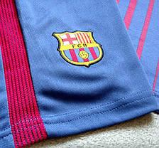 Футбольная форма  Barcelona / Барселона 2017 - 2018, Home / Домашняя , фото 3