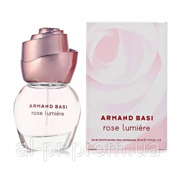 Парфюмированная вода Armand Basi Rose Lumiere