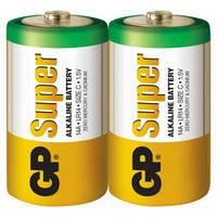 Батарейка GP 14A-S2 щелочная LR14, C