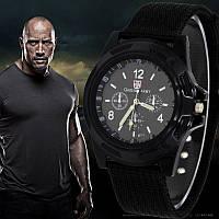 Армейские часы Gemius Army с черным циферблатом