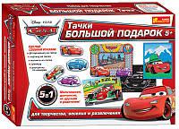 """Большой подарок для мальчиков """"Cars"""" Ranok Creative 12153017Р"""