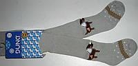 """Колготки детские зимние махровые 68-74 ТМ """"Дюна"""" (колготи дитячі махрові) 5в446-1794-светло-серый № 2"""