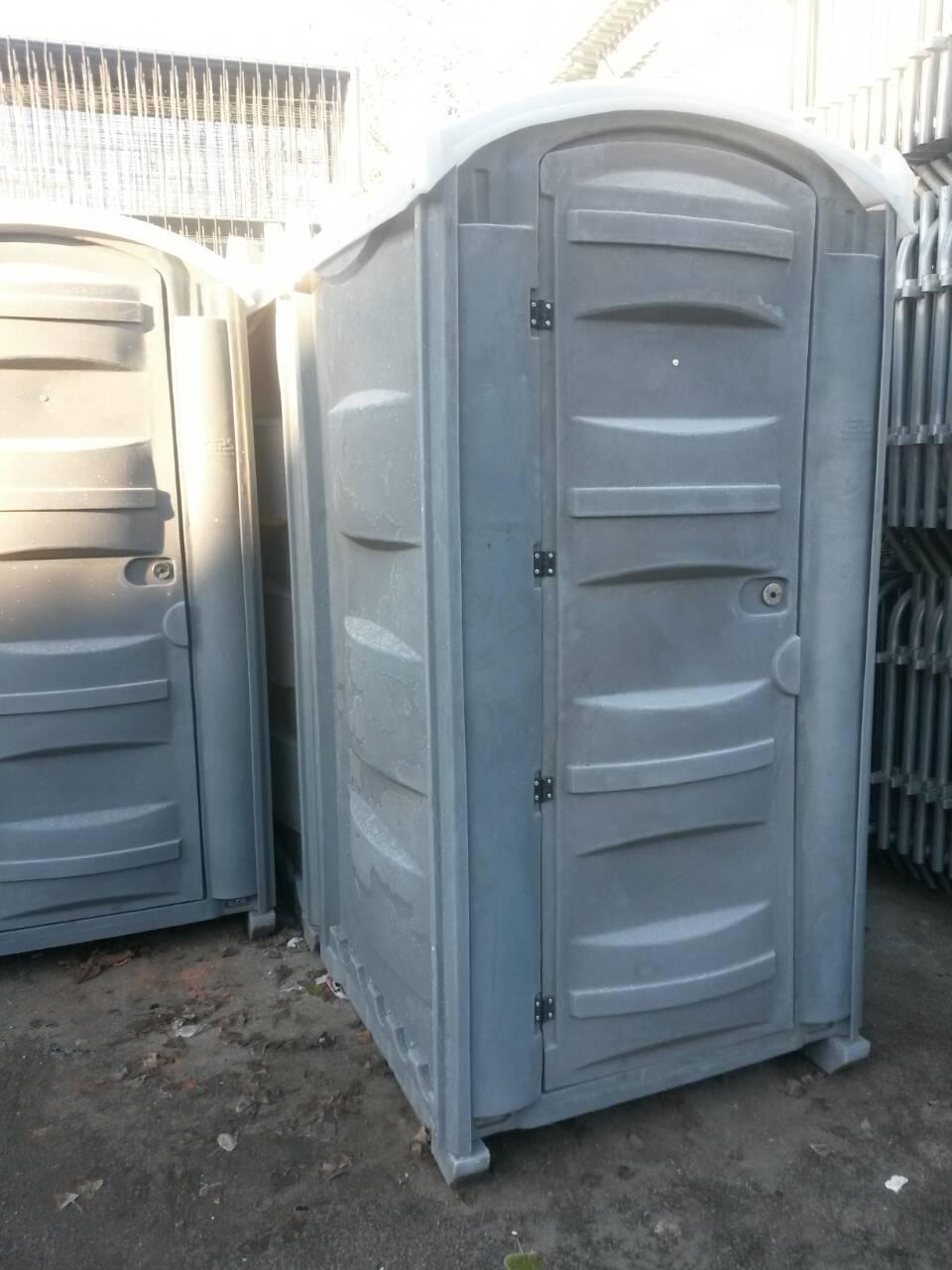 Биотуалеты для строительной площадки - TOPRENTSERVICE в Киеве