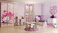Детская комната Hello Kitty 7 элементов Хеллоу Китти, фото 1