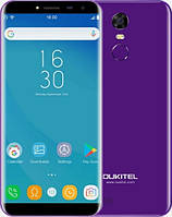 Смартфон Oukitel C8 Purple