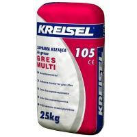 Клей для керамогранита Gres Multi 105    25кг KREISEL