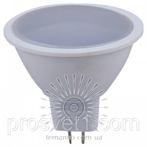 Лампа Lemanso MR16 6W