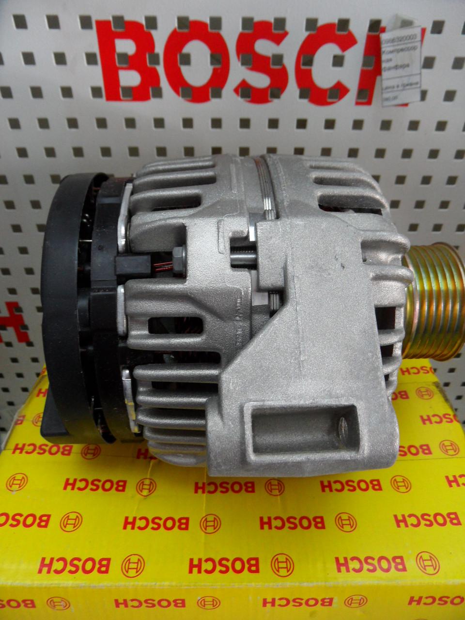 Генератор Bosch, 0124325089, 0 124 325 089, 90Ah,