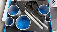 Кольцевые коронки ЗУБР 8 предметов