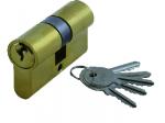 Цилиндровый механизм ключ-ключ, английский ключ