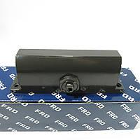 Доводчик дверной FRD 1000 RAL 8019 коричневый