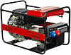 Бензиновый трехфазный генератор Fogo FV 19540 ER (17,5 кВт, 3ф~, стабилизатор напряжения)