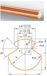 Провод контактный МФ-85 (узнай свою цену)