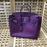 Кожаная женская сумка 35 см Luxe копия цвет в ассортименте