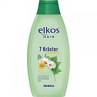 Шампунь для всех типов волос Elkos 7 Krauter 500 мл. (Германия)