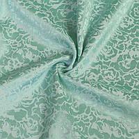 603351030 - Ткань портьерная салатная ш.140