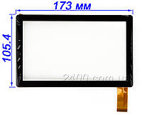Сенсор, тачскрин для планшета Bravis NP71 (тип 1), фото 1