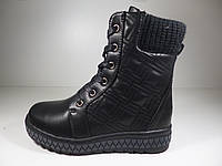 "Зимние ботинки для девочки ""Kellaifeng"" Размер: 35, фото 1"