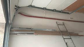 Монтаж гелиоколлектора для горячего водоснабжения коттеджа 200 литров с использованием 30-ти трубочного вакуумного коллектора 3