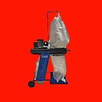 Стружкоотсос (вытяжная установка) с 1-м мешком