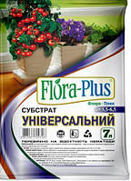 """Субстрат """"Flora Plus"""" универсальный,15л"""