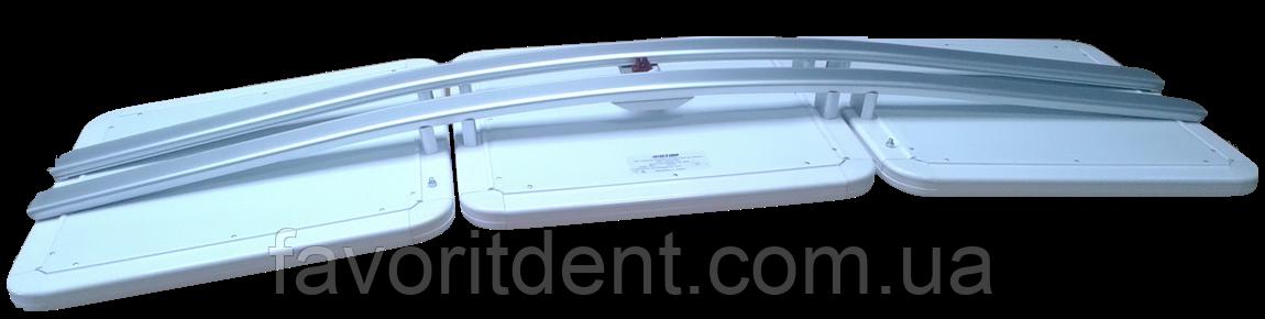 Бестеневой светодиодный светильник рабочего поля ДСО-3x576-01 NaviStom
