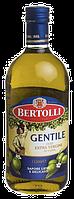 Оливковое масло Bertolli GENTILE olio di oliva Extra vergine 1 л Италия с/б
