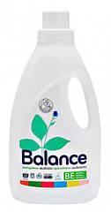 Экологическое моющее средство BALANCE для цветных тканей 1.5 л