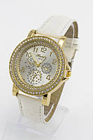 Женские кварцевые наручные часы Haidi белые
