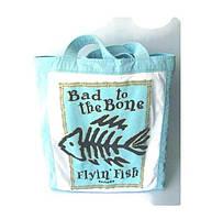 Дизайнерская сумка Fish