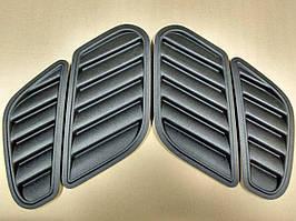 Жабры в капот для BMW 3 series E46
