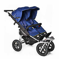 Прогулочная коляска TFK Twinner Twist Duo Twilight Blue